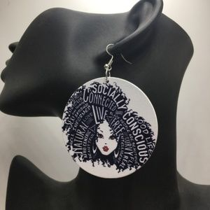 Jewelry - Socially Conscious Earrings
